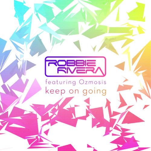 Album Art - Keep On Going