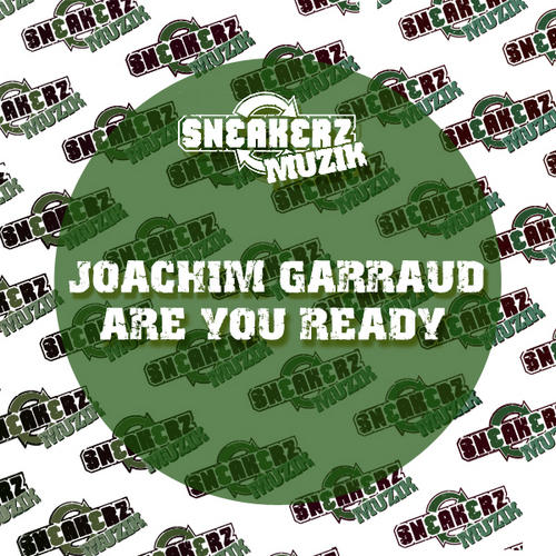 Album Art - Are U Ready