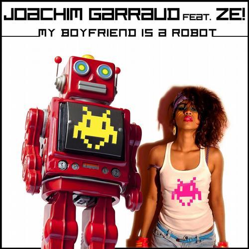 Album Art - My Boyfriend Is A Robot