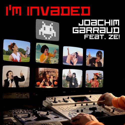 Album Art - I'm Invaded (feat. Ze!)