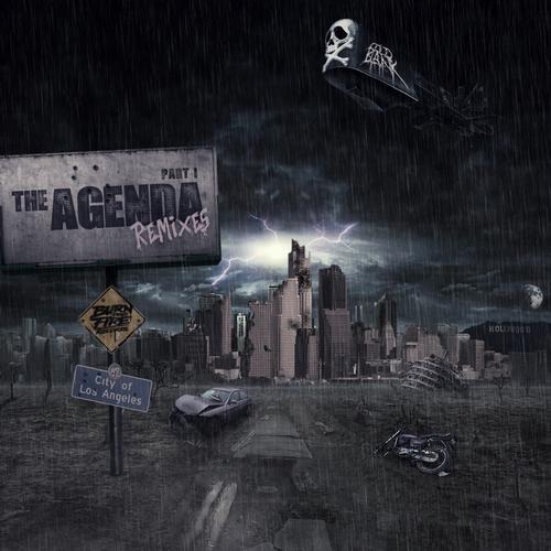 Album Art - The Agenda Remixes (Part 1)