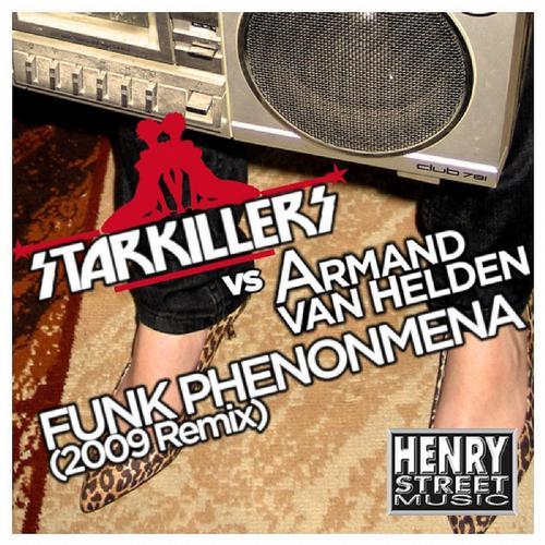 Album Art - Funk Phenomena 2010