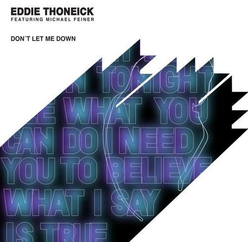 Album Art - Don't Let Me Down