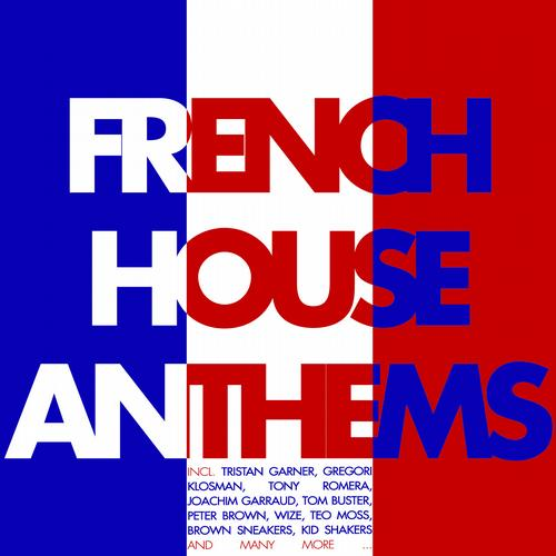Album Art - French House Anthems