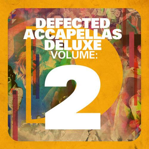 Album Art - Defected Accapellas Deluxe Volume 2