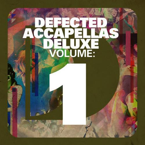 Album Art - Defected Accapellas Deluxe Volume 1