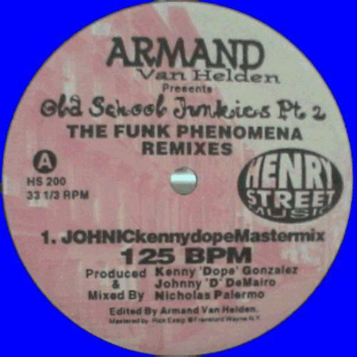 Album Art - The Funk Phenomena (REMIXES)