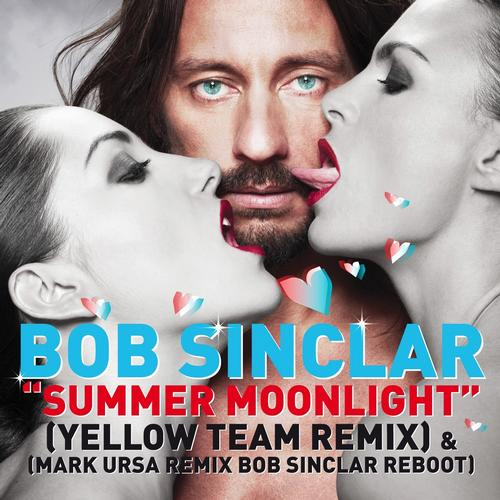 Album Art - Summer Moonlight