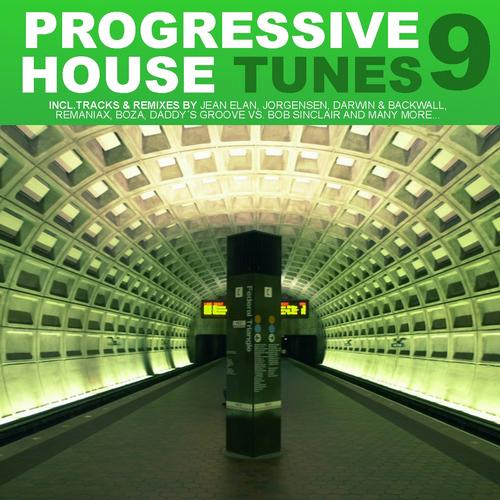 Album Art - Progressive House Tunes Volume 9