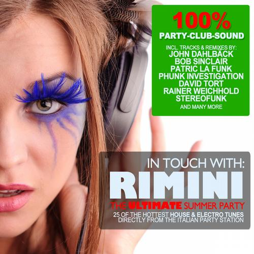 Album Art - In Touch With: Rimini - The Ultimate Summer Party