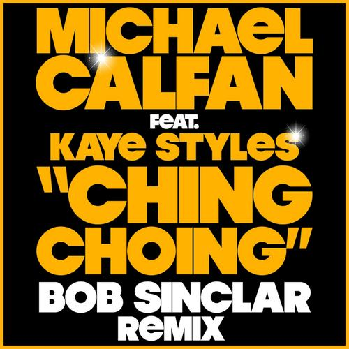 Album Art - Ching Choing (Bob Sinclar Remix)