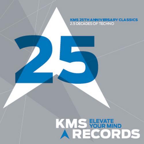 Album Art - KMS 25TH ANNIVERSARY CLASSICS - 2.5 DECADES OF TECHNO