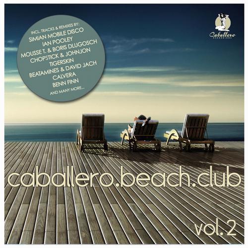 Album Art - Caballero Beach-Club, Vol. 2