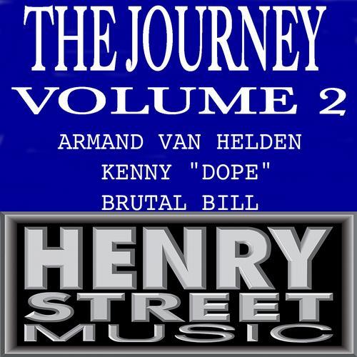 Album Art - The Jouney Vol. 2