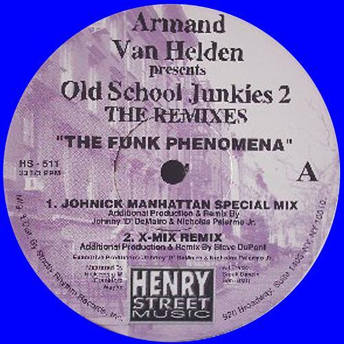 Album Art - The Funk Phenomena Remixes Pt. 2 REMASTERED