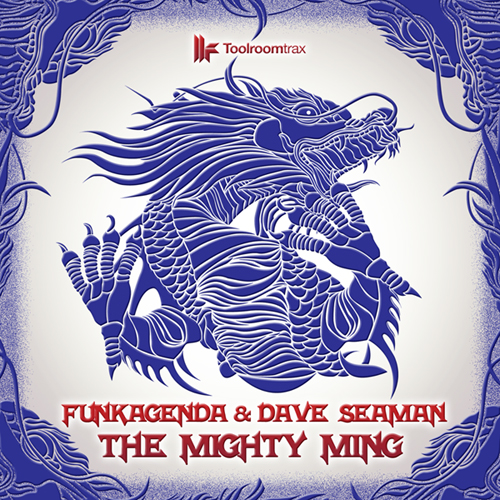Album Art - The Mighty Ming