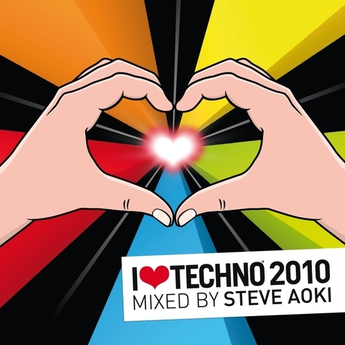 Album Art - I Love Techno 2010