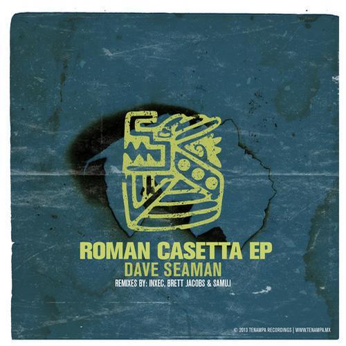 Album Art - Roman Casetta EP
