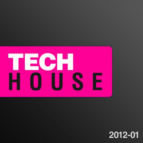 Album Art - Tech House 2012, Vol. 1