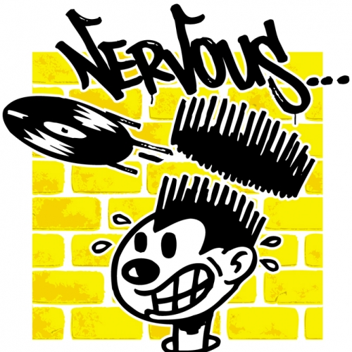 Album Art - XXX Rated Nervous Tracks