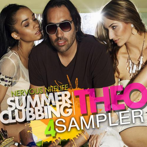 Album Art - Summer Clubbing 4 Sampler