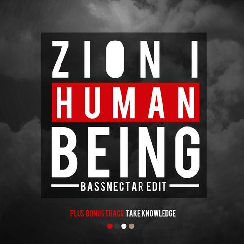 Album Art - Human Being (BassNectar Edit) - Single