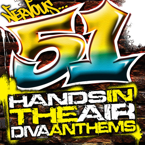 Album Art - 51 Big Room Diva Anthems