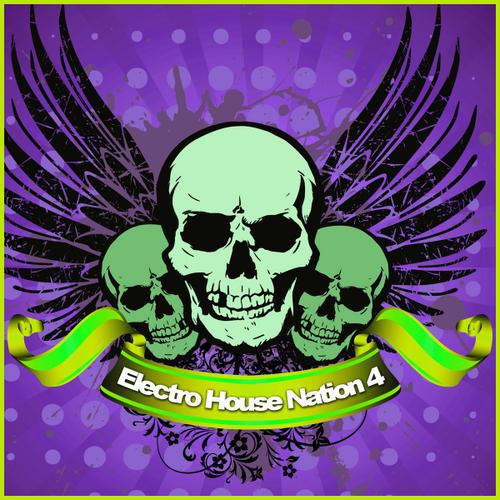 Album Art - Electro House Nation 4