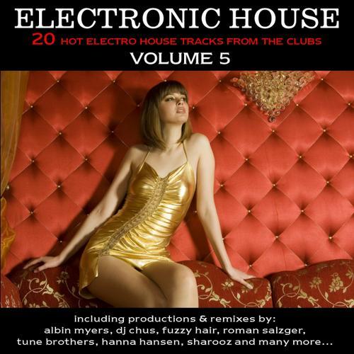 Album Art - Electronic House Volume 5