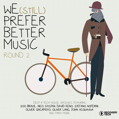 Album Art - We Prefer Better Music - Round 2