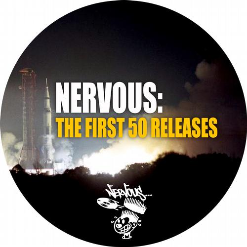 Album Art - Nervous: The First 50 Releases
