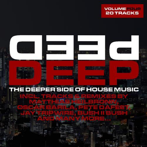 Album Art - Deep Volume 4 - The Deeper Side Of House Music