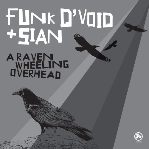 A Raven Wheeling Overhead Album Art