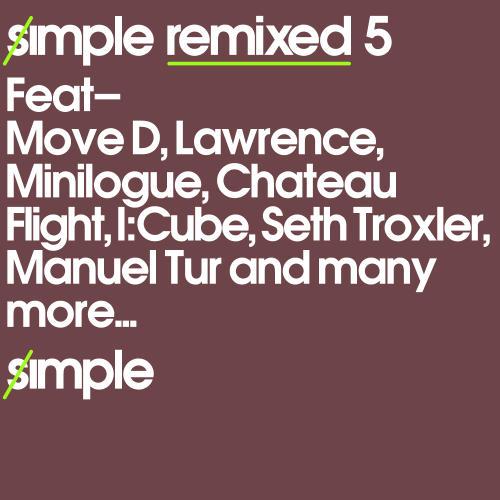 Album Art - Simple Remixed 5
