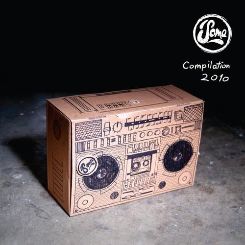 Soma 2010 Compilation Album Art