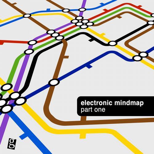 Album Art - Electronic Mindmap, Part 1