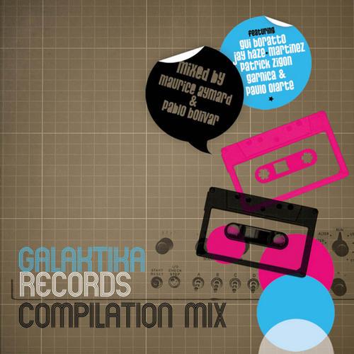 Album Art - Galaktika Records Compilation