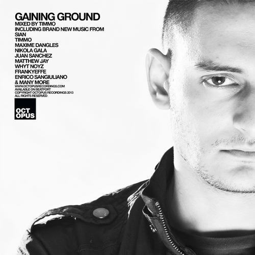 Gaining Ground Album Art