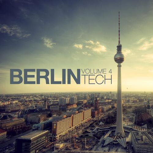 Album Art - Berlin Tech Vol. 4