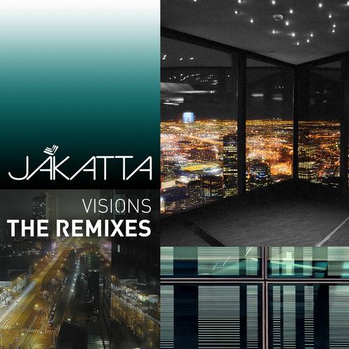 Album Art - Jakatta - Visions (The Remixes)