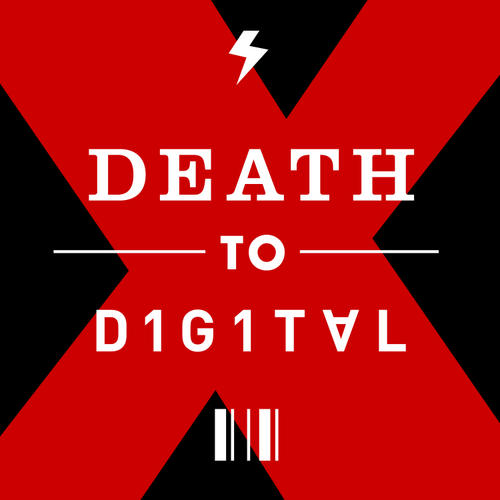 Album Art - Death To Digital Instrumental EP