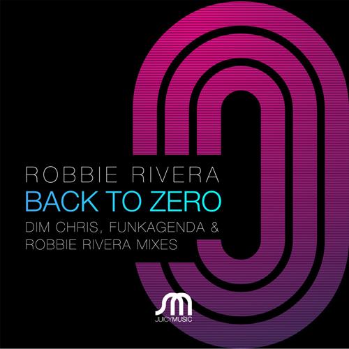 Album Art - Back To Zero 2010 Remixes