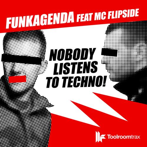 Album Art - H3lix / Nobody Listens To Techno