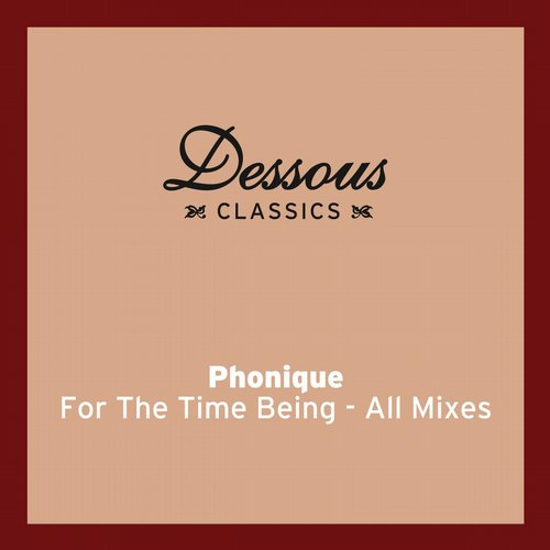 Album Art - For The Time Being - All Mixes