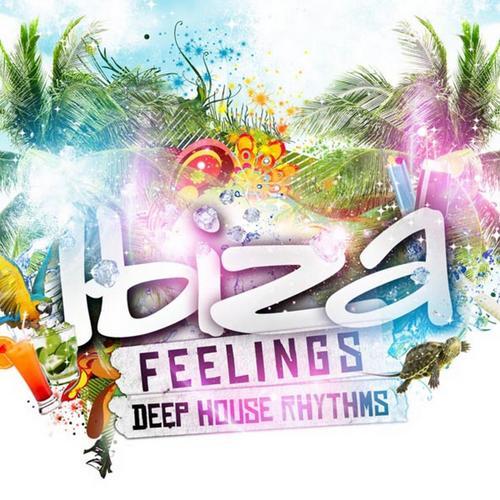 Album Art - Ibiza Feelings - Deep House Rhythms
