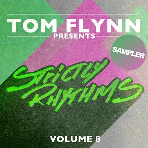 Album Art - Tom Flynn Presents Strictly Rhythms Volume 8 Sampler