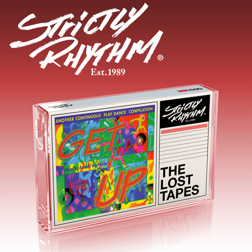 Album Art - Strictly Rhythm - The Lost Tapes: Get Up Mixed By Armand Van Helden