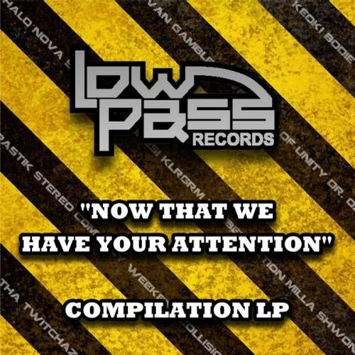 Album Art - Now That We Have Your Attention LP
