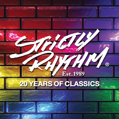 Album Art - Strictly Rhythm Est. 1989 - 20 Years Of Classics