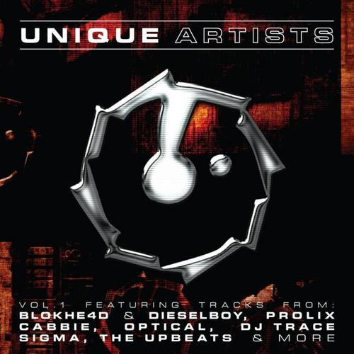Unique Artists - Volume 1 Album Art